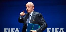 Nowy szef FIFA chce powtórek wideo już na mundialu w Rosji