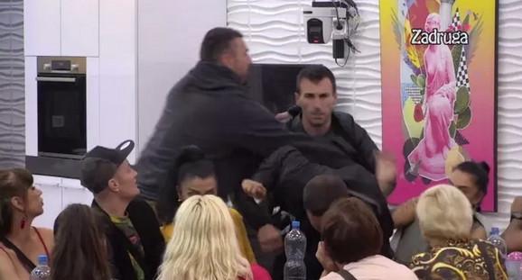Dražen Bakić i Marko Đedović