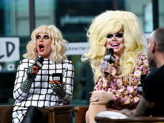 "Build Presents Trixie Mattel & Katya Zamolodchikova Discussing ""The Trixie & Katya Show"""