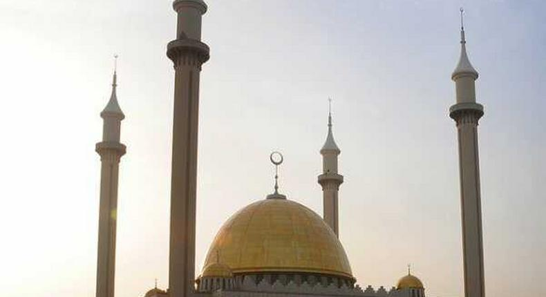 National Mosque, Abuja.