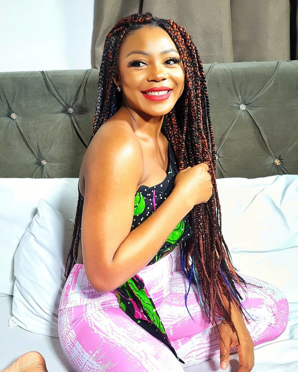 Former Big Brother Naija reality TV star, Ifu Ennada has revealed that she spent a million naira on perfumes alone in one week. [Instagram/IfuEnnada]