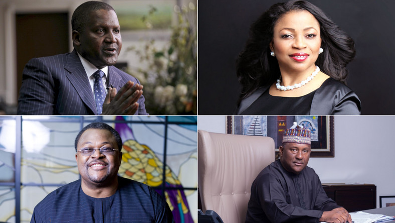 Meet the Nigerians on the 2019 Forbes African billionaires list