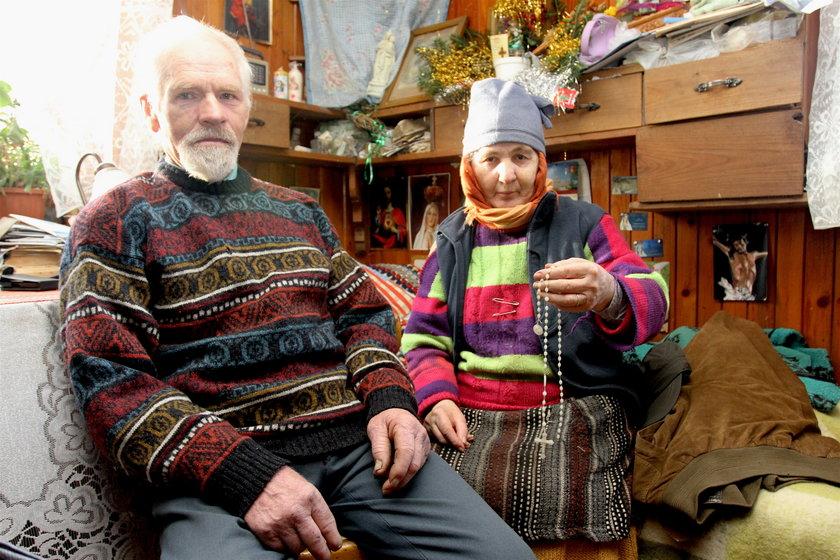 Maria i Jan Pawlikowie