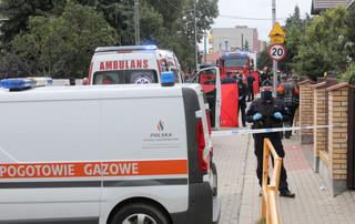 Wybuch w Białymstoku. Policja: Prawdopodobnie doszło do tzw. rozszerzonego samobójstwa