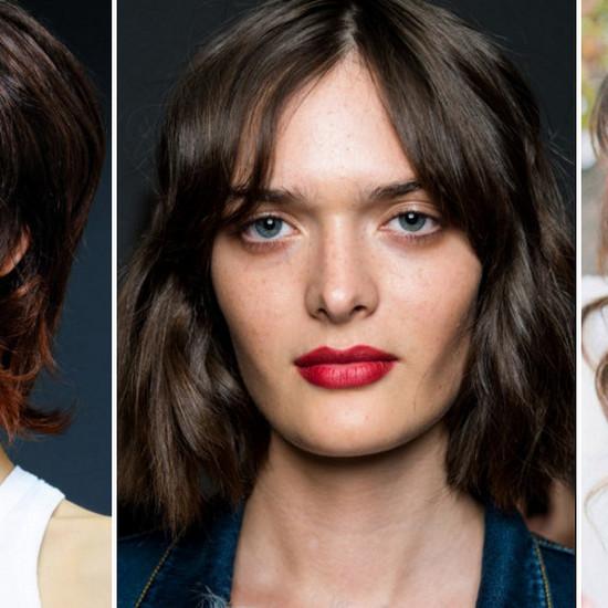Fryzury I Cięcia Idealne Dla Ciemnych Włosów Różne Długości