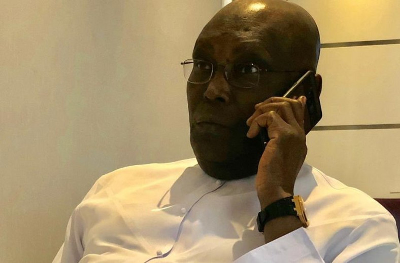 Atiku Abubakar spoke with Godwin Obaseki on Friday after his disqualification (BusinessDay)
