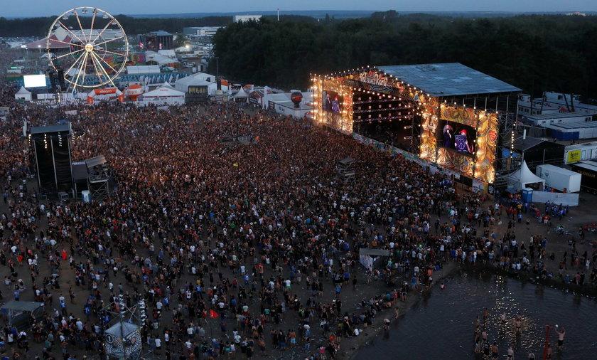 Pol'And'Rock Festival 2019 odbędzie się w dniach: 1-3 sierpnia