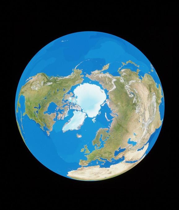 Od 2000. brzina magnetnog polja je porasla sa 15 na 55 km godišnje
