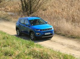 Jeep Compass – benzyniak daje mniej frajdy | TEST
