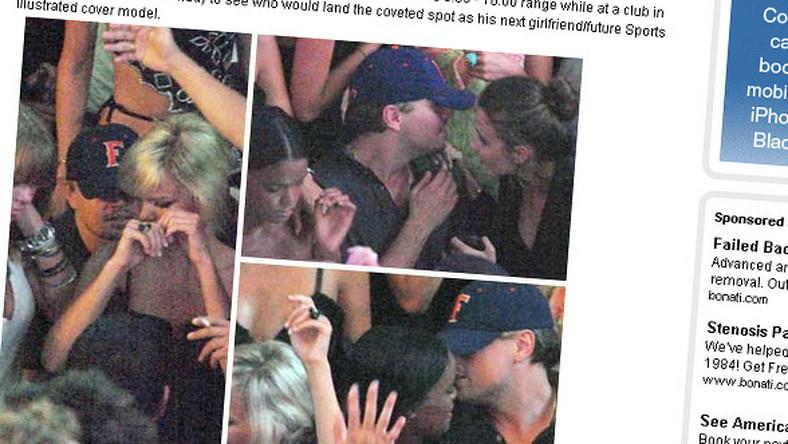 Zobacz DiCaprio bawiącego się w klubie