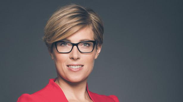 Agnieszka Wrońska, Prezes zarządu Link4