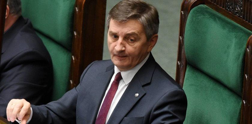 Marek Kuchciński - reaktywacja. Były marszałek Sejmu z nową fuchą