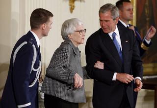 Nie żyje Harper Lee - pisarka i laureatka nagrody Pulitzera