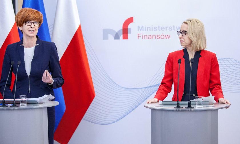 Konferencja Ministerstwa Finansów