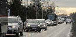 Awantura po zamknięciu skrótu do Wrocławia