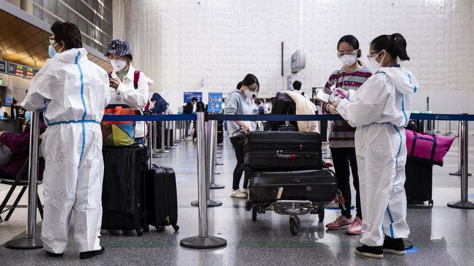 USA: pasażerowie z Wielkiej Brytanii będą musieli uzyskać negatywny wynik testu na COVID-19