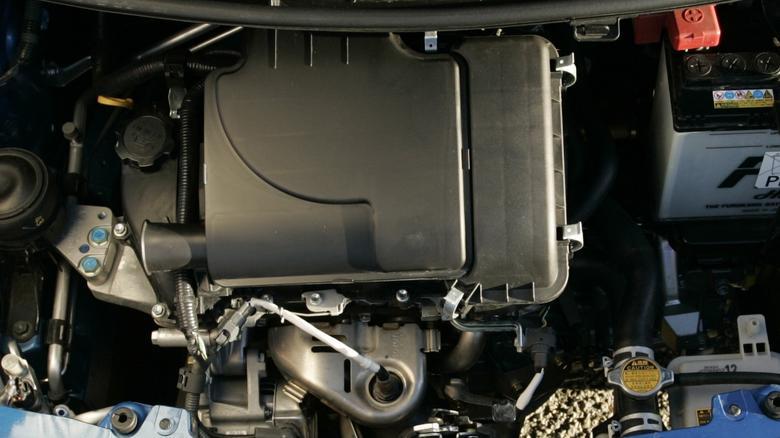Silniki stosowane w Toyotach (jak ten 1.0) to w większości konstrukcje własne koncernu.