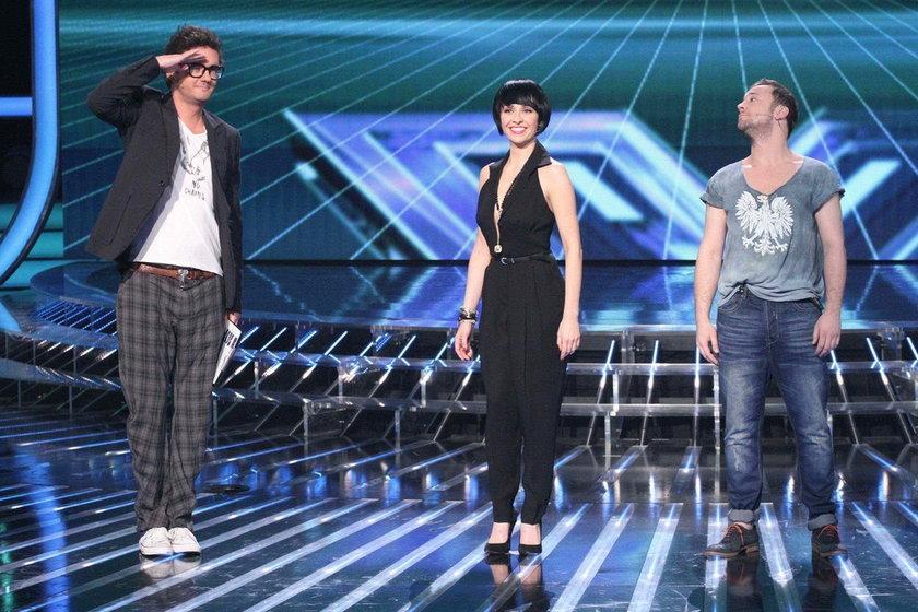 X Factor 2012 - jury