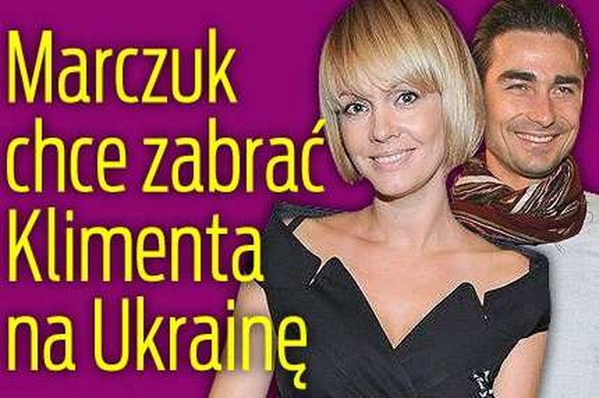 Marczuk zabierze Klimenta na Ukrainę