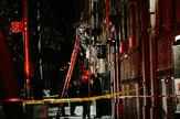 NJujork požar