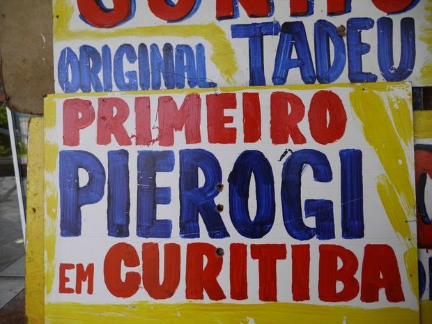 Najlepsze pierogi w Brazylii