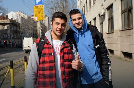 Treba nam autoritet: Sergej i Emir