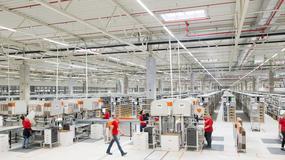Pierwsza paczka opuściła nowe centrum logistyczne Zalando