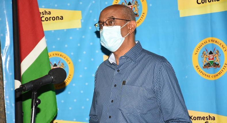 2 children among 11 new cases of Coronavirus in Kenya, total at 374 - Health CAS Dr Rashid Aman