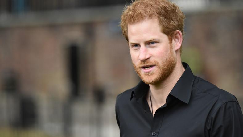 Książę Harry uczcił pamięć księcia Filipa w Dzień Ziemi ...