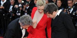 Pokazała majtki w Cannes. Celowo?