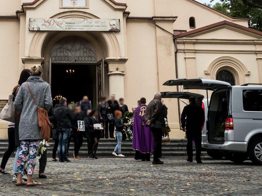 Pogrzeb Kai