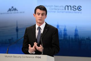 Konferencja w Monachium: Francja wzywa Rosję do wstrzymania bombardowań w Syrii