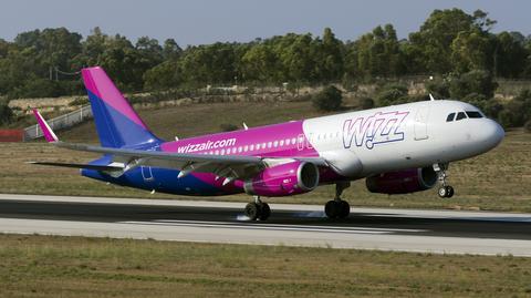 Najnowsze propozycje Wizz Air w Polsce to trasy Wrocław-Bari i Gdańsk-Wiedeń