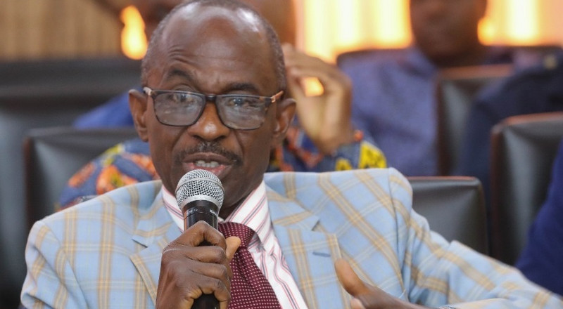 "What Bawumia does is ""concert and irritating laughter"" - Asiedu Nketia"