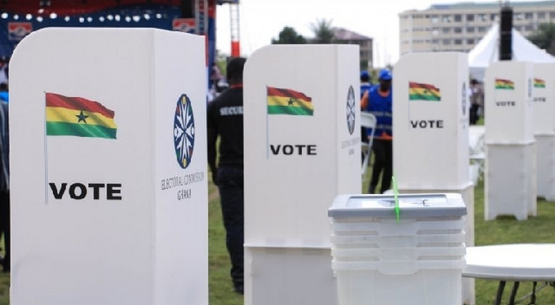 Election 2020: Two persons arrested for photographing ballot after voting