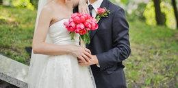 """Ślub w przestworzach. Powiedzieli sobie """"tak"""" nad Hrubieszowem"""