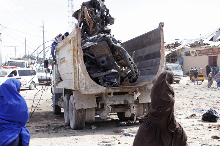 eksplozija kamiona somalija