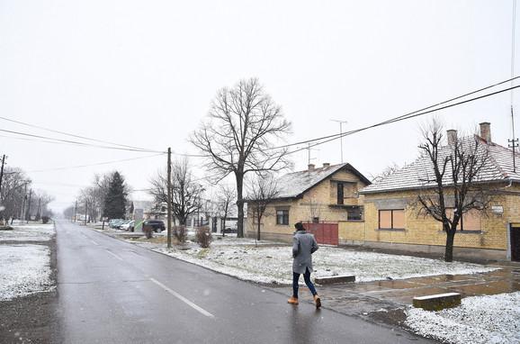 Ulica u kojoj je živela Magdalena, baka Sebastijana Kurca