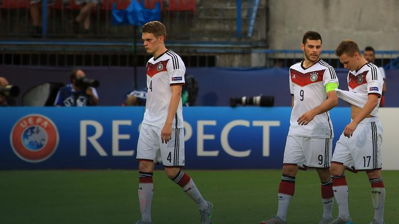 Reprezentacja Niemiec U-21