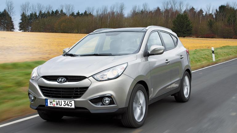 Hyundai ix35 2.0 CRDI - Superkoreańczyk