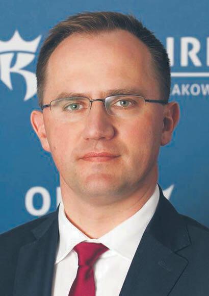 Andrzej Kadzik, wicedziekan ds. aplikacji OIRP w Krakowie  fot. Materiały prasowe