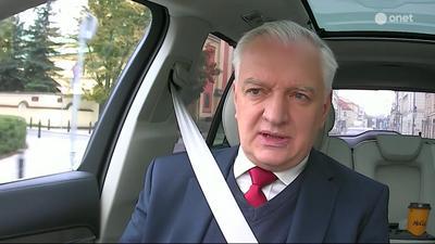 Jarosław Gowin: Wczorajsza sejmowa wypowiedź Brauna to podżeganie do przestępstwa. Patrząc na fanatyzm środowisk antyszczepionkowych, to nie była groźba bez pokrycia
