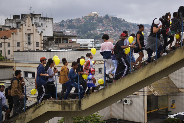 Protest nakon ubistva devojčice
