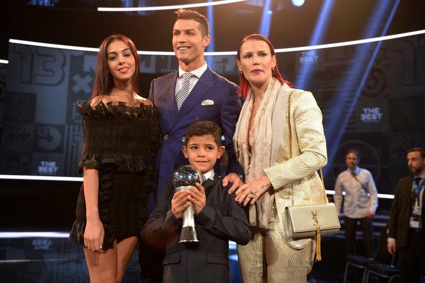 Cristiano Ronaldo będzie miał kolejne dziecko? Georgina w ciąży