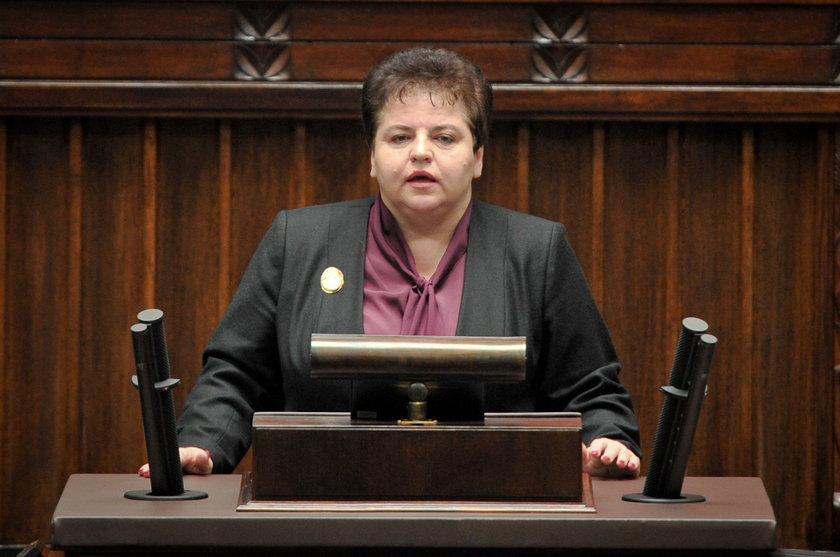Była posłanka PiS Marzena Wróbel wystartuje na radną Radomia z list Kukiz'15