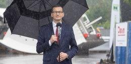 Budowa tunelu w Łodzi. Odwiedził ją premier