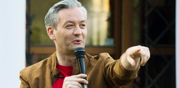 Biedroń: Kaczyńskiemu została odcięta ręka