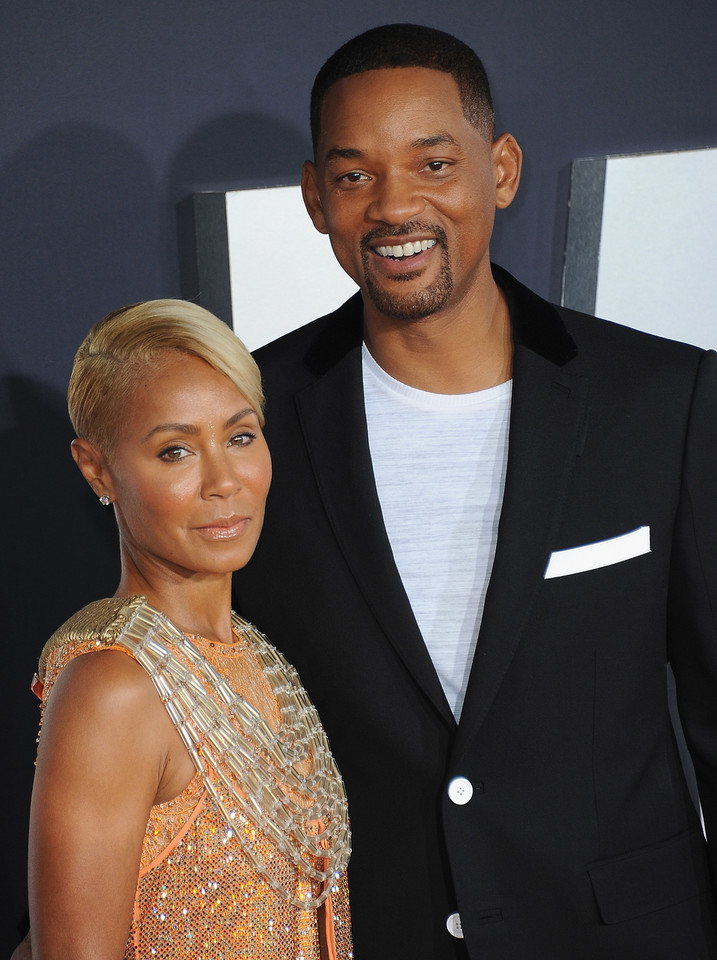 Willl Smith i Jada Pinkett Smith