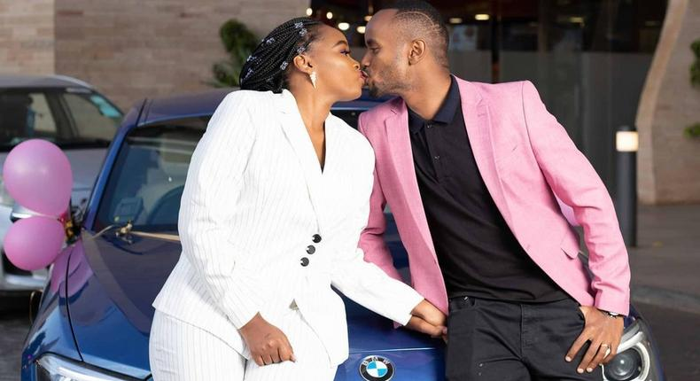 Milly WaJesus speaks out after Kabi pranked her with Car gift leaving her tears