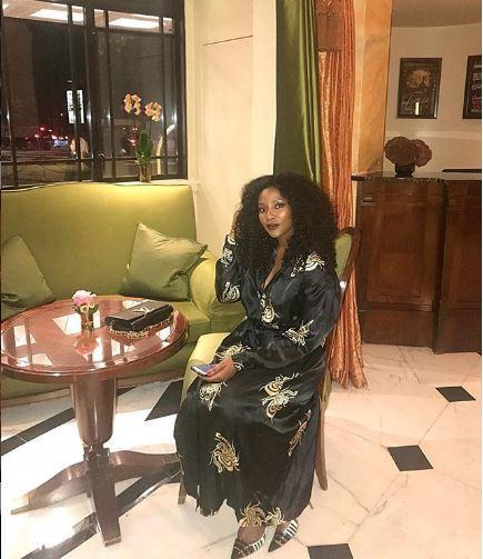 Genevieve Nnaji is one celeb with the simpliest but classiest photos on Instagram [Instagtram/GenevieveNnaji]